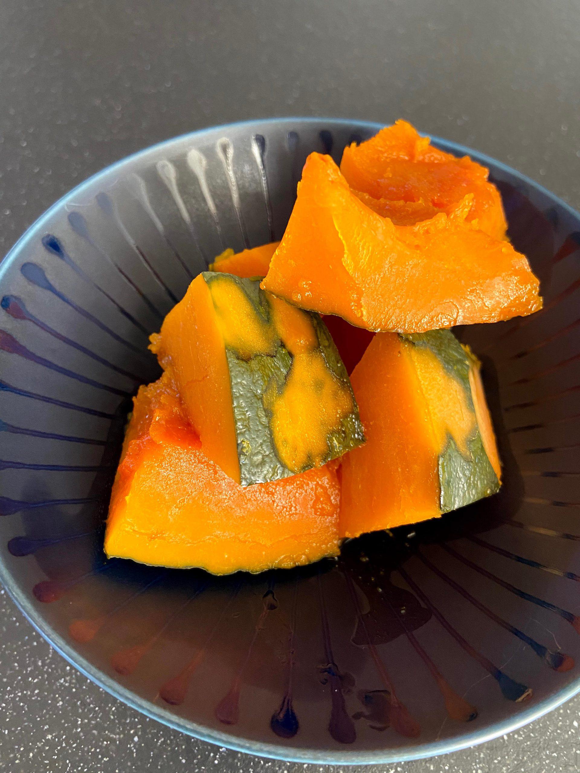 かぼちゃ 煮物 圧力 鍋